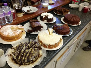 Yummy Home Made Cakes