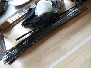 Large Collection of Rods