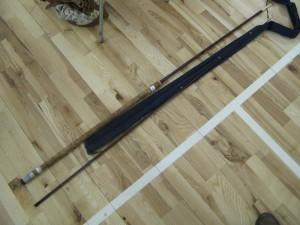 Split Cane Rod