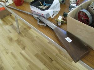 Vintage Air Rifle