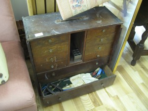 Engineers Tool Chest and Tools