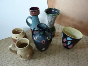 Fat Lava & other ceramics