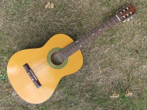 Acoustic or Spanish Guitar