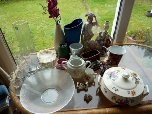 Various China & Glass