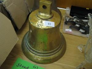 Bronze GR Bell