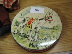 Muffin the Mule tin