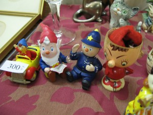 Noddy, Big Ears and Mr Plod