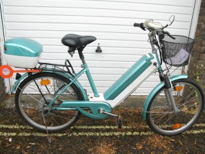 Timco W5 24″ wheel Electric Bicycle