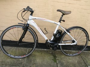 EasyMotion Sport electric bike