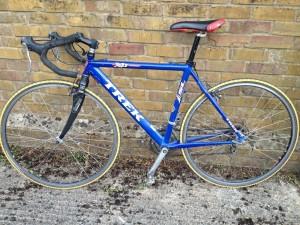 Trek X1 Alpha SL cyclocross bike