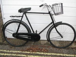 Raleigh Police Bike 1920s