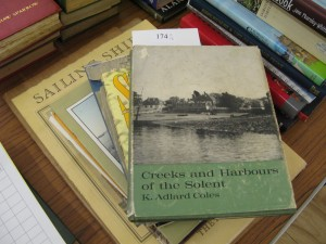Lot 174 - Books on Sailing and Tractors - Sold for £28