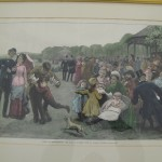 A scene of Regents Park