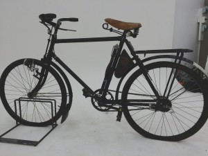Non-Drive Side - Bike 2