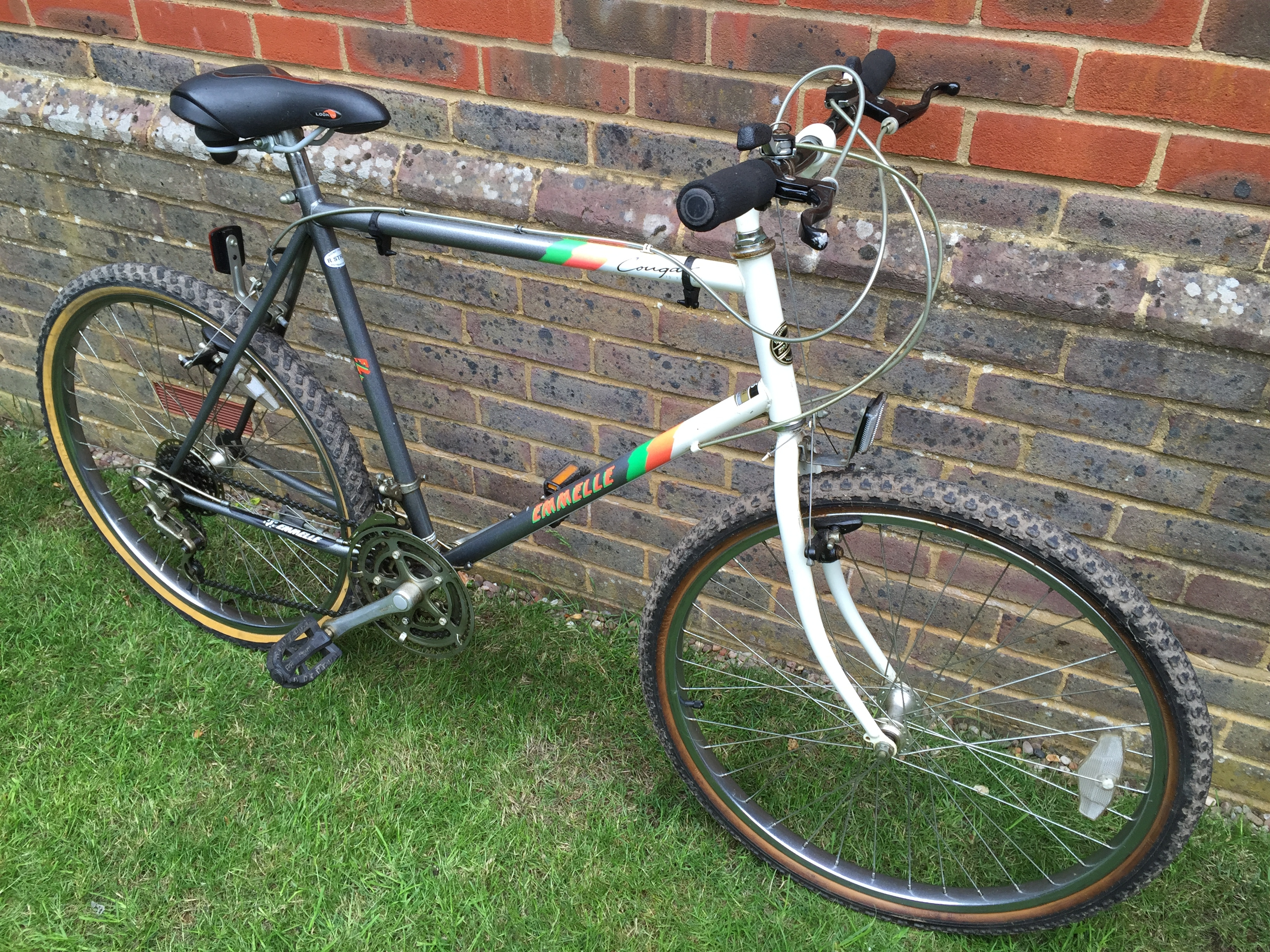 emelle cougar women Emmelle cougar 15 - retro city hybrid road bike in great condition teddington   ladies women's loop frame dutch style traditional road bike distance from.