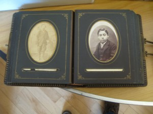 Lot 161 - Old Southampton Family Album - Sold for 35