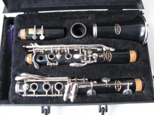 Reso-Tone Clarinet hardly used