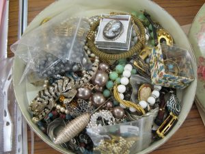 Lot 232 - Collection costume jewellery - Sold for £30