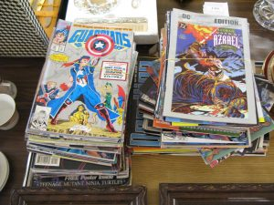 Lot 149 - Collection of over 100 DC comics - Sold for £40