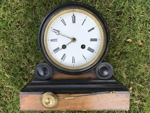 Mantlepiece Clock with P Marti and Co movement
