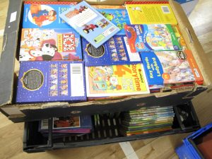 Lot 227 - Large collection of Ladybird, Disney and other children's books - Sold for £35