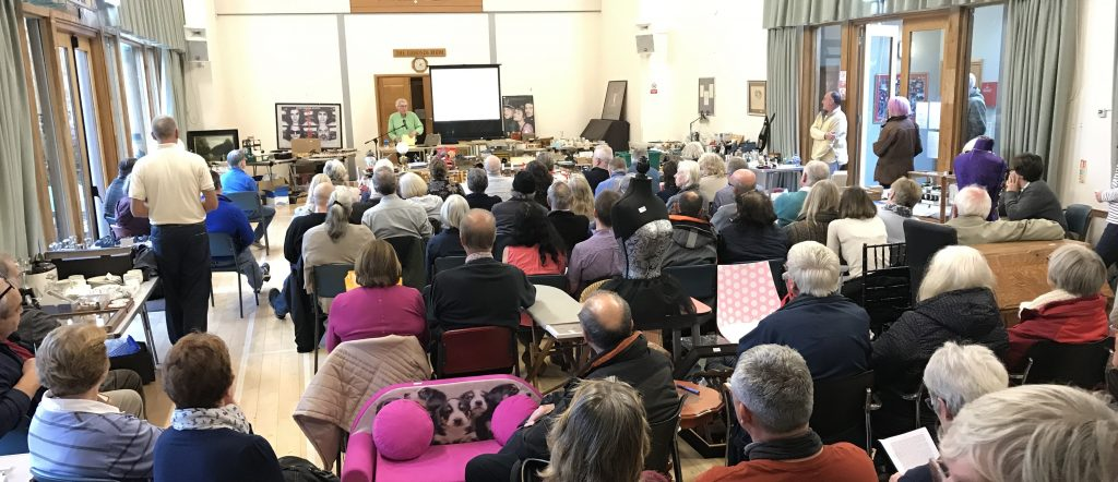 Auction at Itchen Abbas 1 December 2018