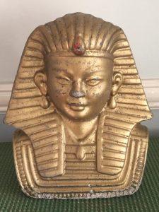 Pharaoh bust