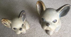 Bourne Denby Dog and Puppy