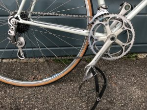 Raleigh Road Ace Shimano 600 AX Gear Train