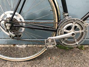 Sachs Huret gears - Custom cranks
