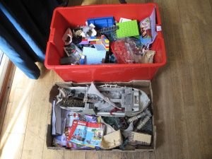 Lot 92 - Lego Sets - Sold for £25
