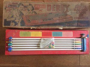 Merit Derby horse racing game