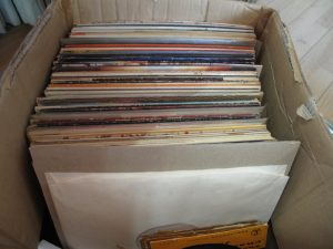Lot 77 - Large Box of LPs - Sold for £28